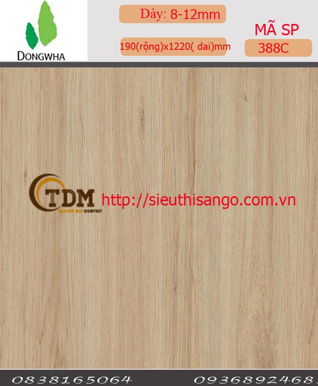 SÀN GỖ DONGWHA - 12MM 388