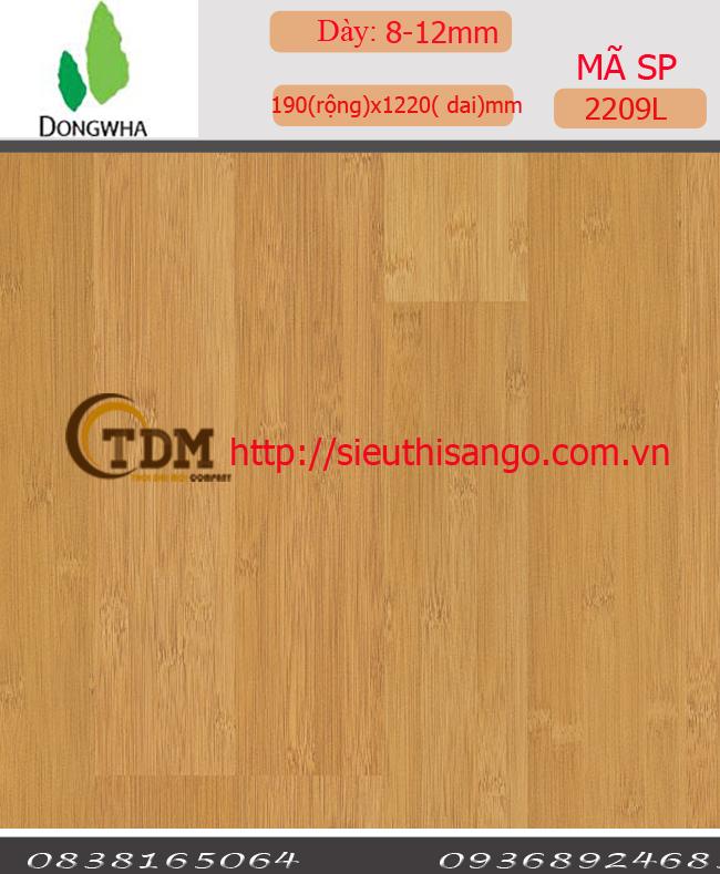 SÀN GỖ DONGWHA - 8MM 2209