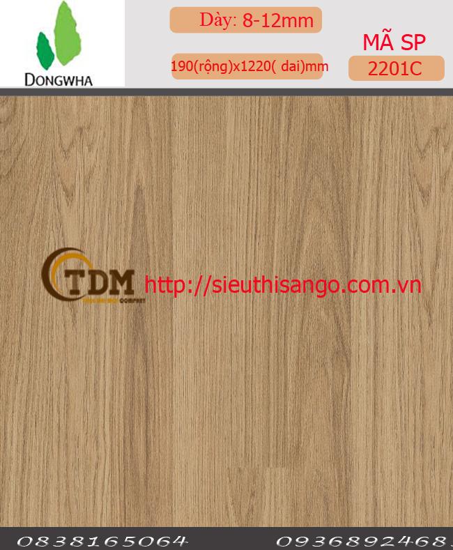 SÀN GỖ DONGWHA - 8MM 2210