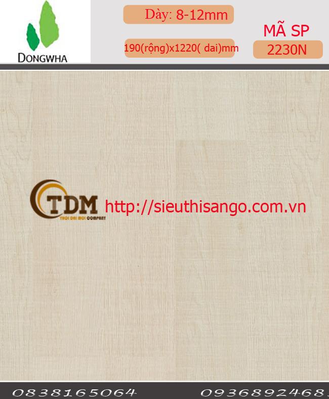 SÀN GỖ DONGWHA - 8MM 2230
