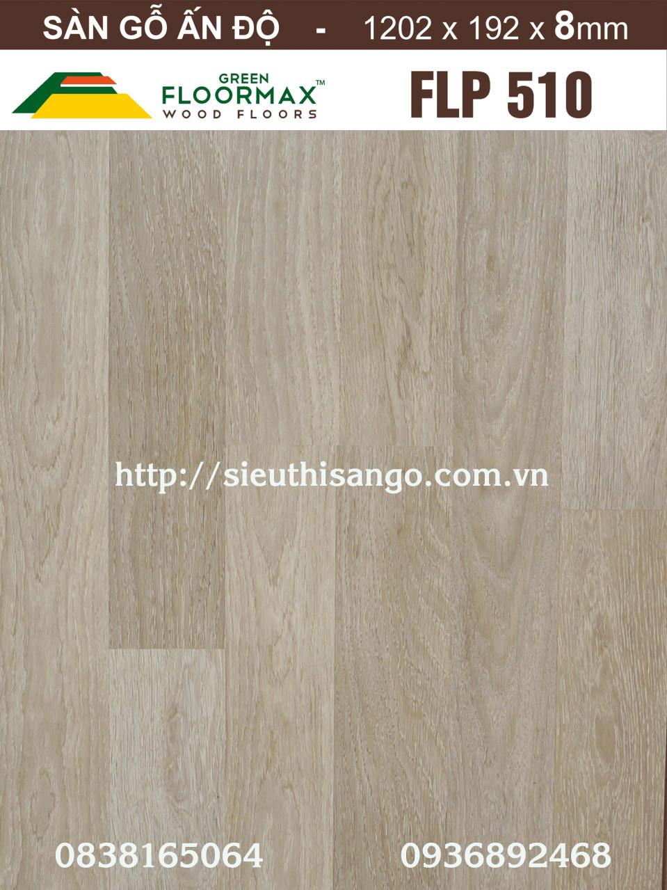 SÀN GỖ GREEN FLOORMAX FLP510