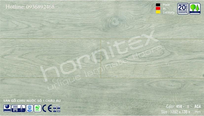 SÀN GỖ HORNITEX 458-8MM