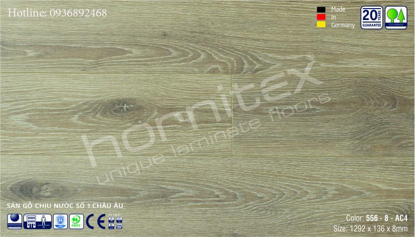 SÀN GỖ HORNITEX 556-8MM