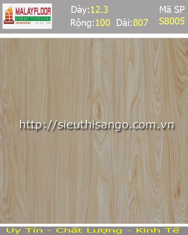 Sàn gỗ Malayfloor 12mm S8005