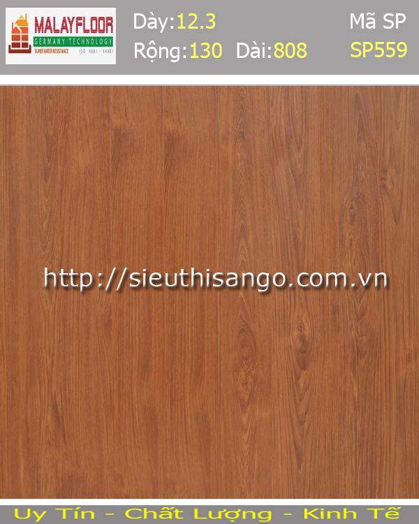 Sàn gỗ Malayfloor 12mm SP559