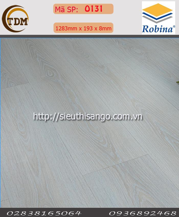 SÀN GỖ ROBINA O117 - 8MM