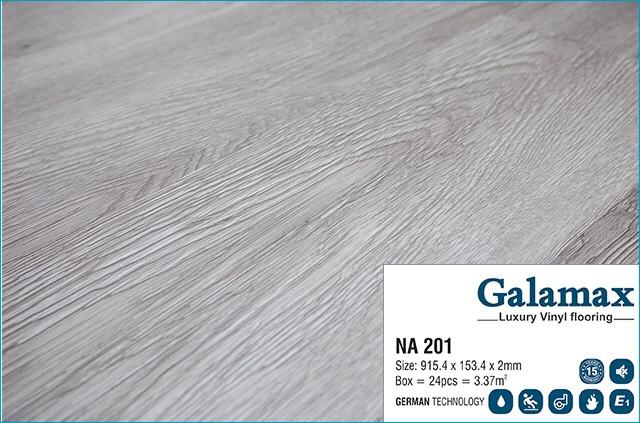 SÀN NHỰA GALAMAX 2MM NA 201