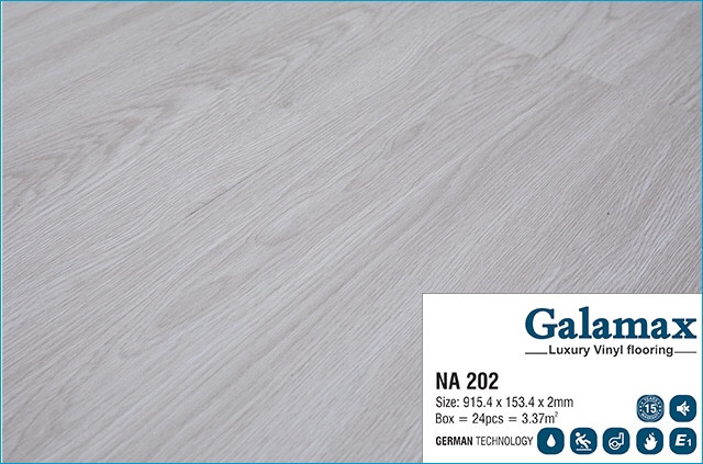 SÀN NHỰA GALAMAX 2MM NA 202