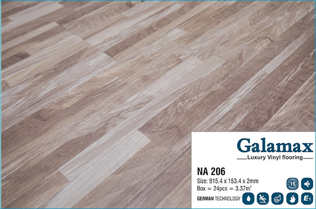 SÀN NHỰA GALAMAX 2MM NA 206