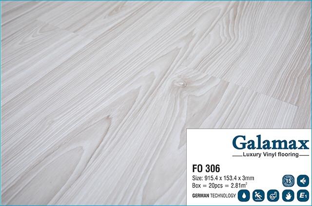 SÀN NHỰA GALAMAX 3MM FO 306