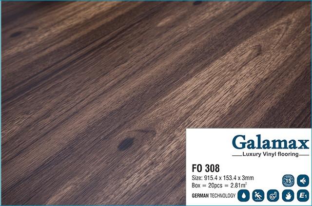 SÀN NHỰA GALAMAX 3MM FO 308