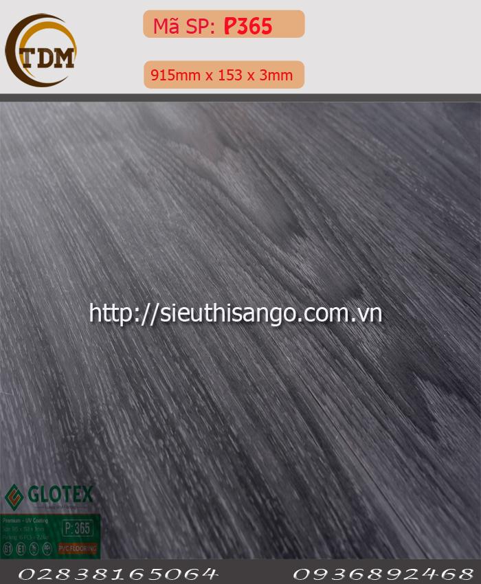 SÀN NHỰA GLOTEX 365 - 3MM