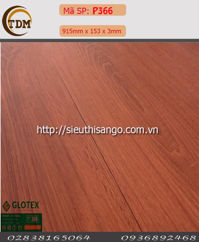 SÀN NHỰA GLOTEX 366 - 3MM