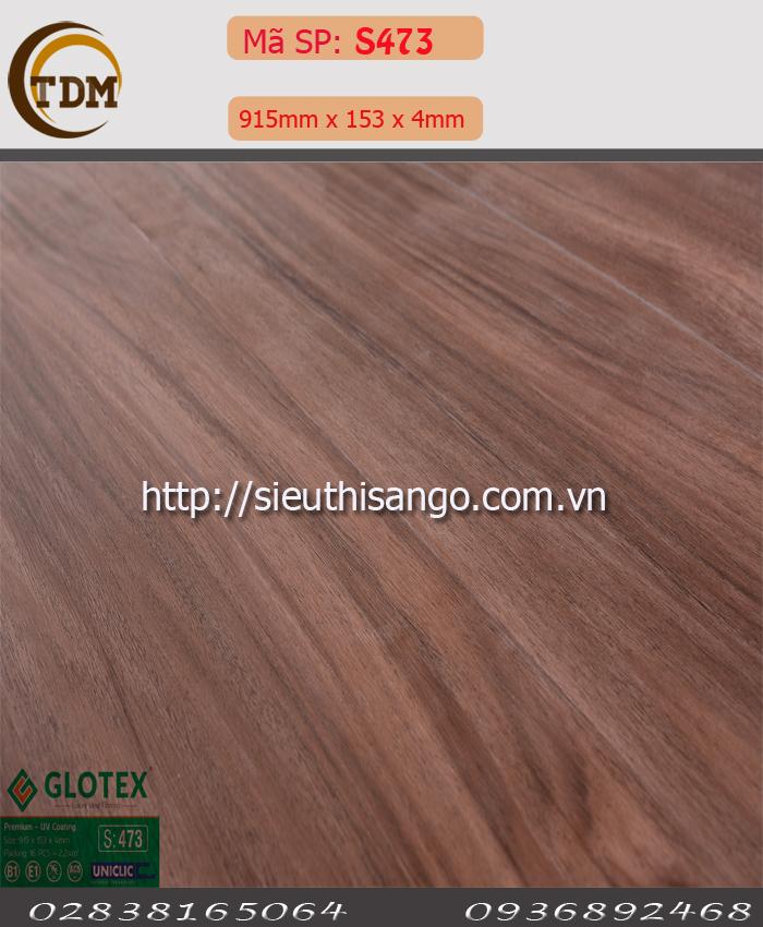 SÀN NHỰA GLOTEX 473 - 4MM